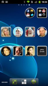 Animated Widget Contact Pro v2.1.0 (Android)