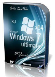 Windows 7 Ultimate SP1 7DB by OVGorskiy® (x64) (2015) [Rus]