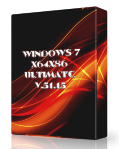 Windows 7 Ultimate by UralSOFT v.51.15 (x64/x86) (2015) [Rus]