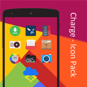 Charge - Icon Pack 2.8 [En]