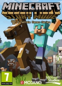 Minecraft: Story Mode - A Telltale Games Series. Episode 1-5 | RePack от R.G. Freedom
