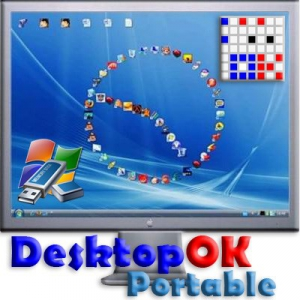 DesktopOK 8.41 Portable [Multi/Ru]