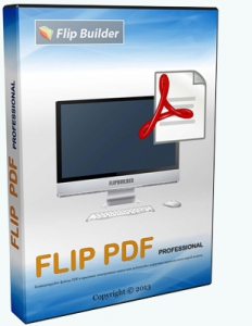 Flip PDF Professional 2.4.9.43 RePack (& Portable) by TryRooM [Multi/Ru]