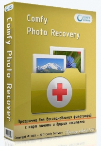 Comfy Photo Recovery Home Edition/Office Edition/Commercial Edition 4.5 [Multi/Ru]