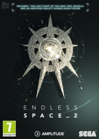 Endless Space 2: Digital Deluxe Edition
