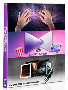 The KMPlayer 4.2.2.49 repack by cuta (build 1) [Multi/Ru]