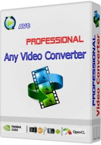 Any Video Converter Professional 7.1.0 RePack (& Portable) by TryRooM [Multi/Ru]