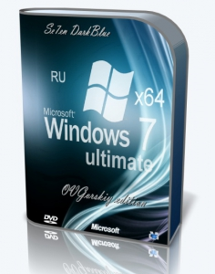 Microsoft® Windows® 7 Ultimate Ru x64 SP1 7DB by OVGorskiy 11.2020 1DVD