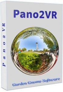 Pano2VR Pro 6.1.11 RePack (& Portable) by TryRooM [Multi/Ru]