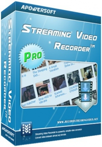 Apowersoft Streaming Video Recorder 6.4.7 RePack & Portable by 9649 [Multi/Ru]