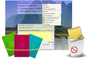Efficient Sticky Notes Pro 5.60 Build 559 + Portable [Multi/Ru]