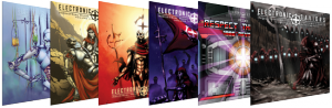 VA - Electronic Saviors • Industrial Music To Cure Cancer - Discography 12 Releases