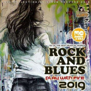 VA - Play With Fire: Rock Blues Collection