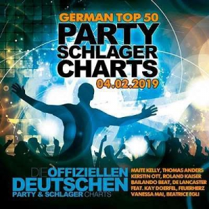 VA - German Top 50 Party Schlager Charts 04.02.2019