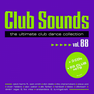 VA - Club Sounds Vol.88 [The Ultimate Club Dance Collection]