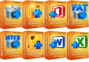 Starus Recovery Collection 19.02.13 [8in1] RePack (& Portable) by ZVSRus [Ru/En]