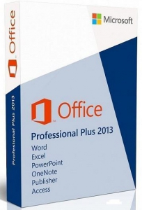 Microsoft Office 2013 SP1 Professional Plus / Standard + Visio Pro + Project Pro 15.0.5207.1000 (2020.01) RePack by KpoJIuK [Multi/Ru]