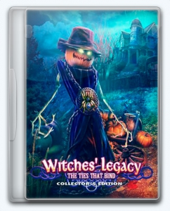 Witches' Legacy 4: The Ties That Bind