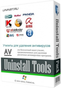 AV Uninstall Tools Pack 2019.04 [Ru/En]