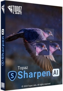 Topaz Sharpen AI 1.4.0 RePack (& Portable) by elchupacabra [En]