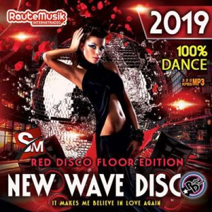 VA - New Wave Disco Roller