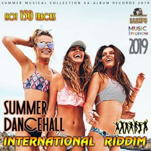VA - International Riddim: Summer dancehall