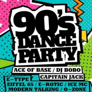 VA - 90s Dance Party