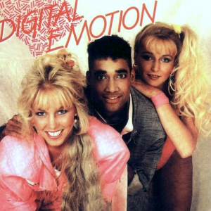 Digital Emotion - 2 Albums, 4 Singles & EPs