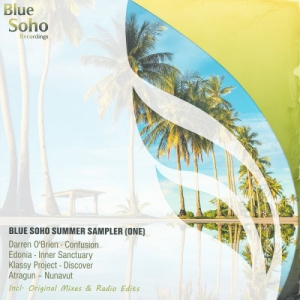 VA - Blue Soho Summer Sampler (One)