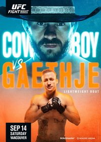 Смешанные единоборства. UFC Fight Night 158: Cerrone vs Gaethje / Early Prelims + Prelims