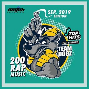 VA - Team Dogz: 200 Rap Hits (Vol.01)