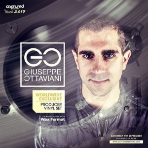 Giuseppe Ottaviani - Live @ Seal Pit Stage, Captured Festival, Spain 2019-09-07