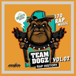 VA - Team Dogz: 170 Rap Hits (Vol.02)
