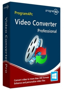 Program4Pc Video Converter Pro 10.3 RePack (& Portable) by elchupacabra [Multi/Ru]