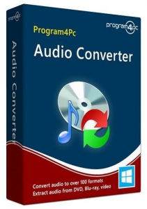 Program4Pc Audio Converter Pro 7.2 RePack (& Portable) by elchupacabra [Multi/Ru]