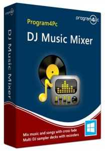 Program4Pc DJ Music Mixer 8.1 RePack (& Portable) by elchupacabra [Multi/Ru]