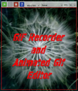Gif Screen Recorder 3.2.0.3 RePack (& Portable) by elchupacabra [Ru/En]
