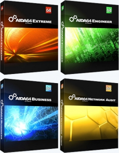 AIDA64 Extreme / Engineer / Business / Network Audit 6.32.5600 Final Repack (& Portable) by Litoy [Multi/Ru]