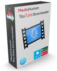 MediaHuman YouTube Downloader 3.9.9.33 (1502) RePack (& Portable) by TryRooM [Multi/Ru]