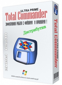 Total Commander Ultima Prime 7.7 Final + Portable [Multi/Ru]