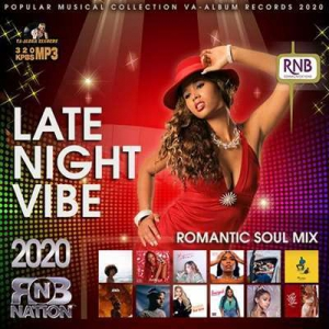 VA - Late Night Vibe: Romantic R&B