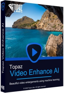 Topaz Video Enhance AI 1.2.0 RePack (& Portable) by TryRooM [En]