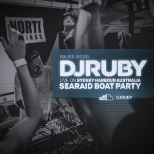 DJ Ruby - Live @ Sea Raid Boat Party, Sydney Harbour, Australia 2020-02-08