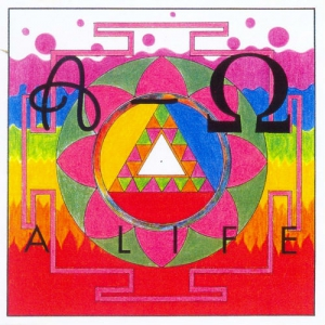 Alpha To Omega - A Life (1976) Reissue CD, 1997, Black Rills Records