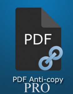 PDF Anti-Copy Pro 2.5.0.4 [Multi/Ru]