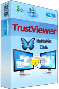 TrustViewer 2.1.2.3550 Portable [Multi/Ru]