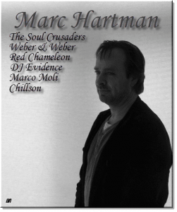 Marc Hartman (Chillson, Marco Moli, Red Chameleon, The Soul Crusaders, Weber & Weber) - Discography 54 Releases