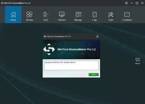 MiniTool ShadowMaker Pro 3.5 (Web-installer) (акция Comss) [Multi]