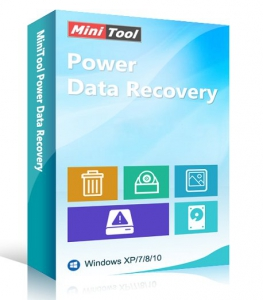 MiniTool Power Data Recovery 9.1.1 Business Technician RePack (& Portable) by Dodakaedr [Multi/Ru]