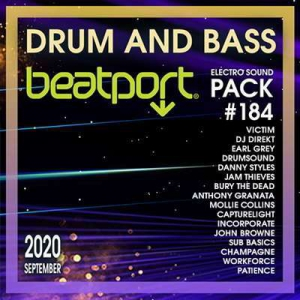 VA - Beatport Drum And Bass: Electro Sound Pack #184